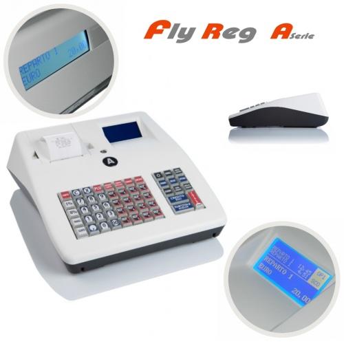 Miglior prezzo FLY REG A Registratore di cassa -