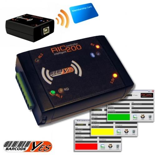 Miglior prezzo RIC-200 SISTEMA GESTIONE PALESTRE RFID 125 KHZ