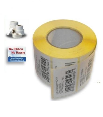 Miglior prezzo Rotolo di etichette Termiche 60 x 32 mm. x 1000 -